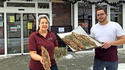 Gastronom und Bäcker erfinden neue Brotsorte Stöckli