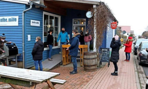 Café benthe.mitte trotzt der Corona-Krise mit Aktionen