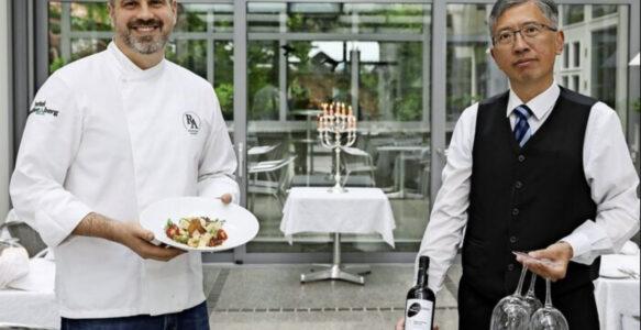 Hotel Benther Berg: Alte und neue Wege zum Genuss
