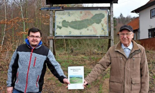 Dorfgeschichte Northen: Wanderung durch den Benther Berg
