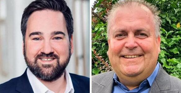 Zwei weitere Kandidaten treten für das Bürgermeisteramt an