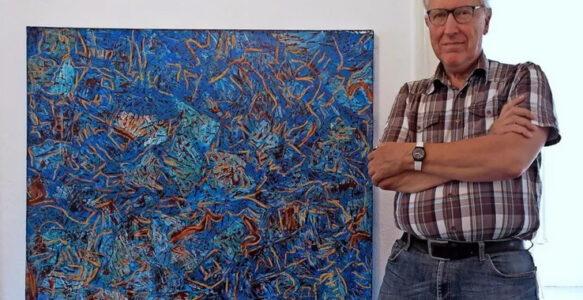Kunstraum Benther Berg zeigt Werke von Florian P. Fischer