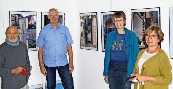 Ausstellung im Kunstraum Benther Berg: Kirchen und Kapellen aus neuen Perspektiven